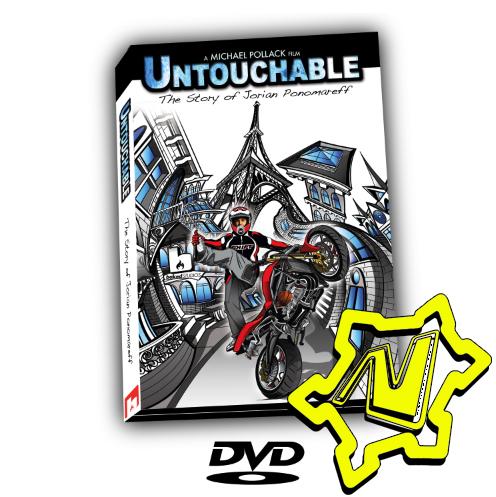 Untouchable stunt dvd jorian