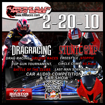 Hurricane Alley Drag Racing